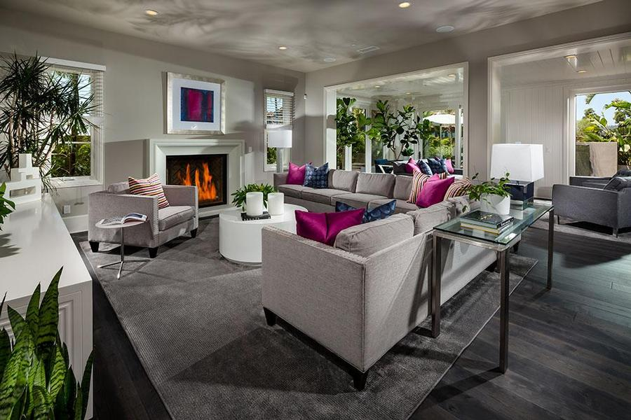 Amelia at orchard hills irvine ca robert hidey architects Living spaces irvine