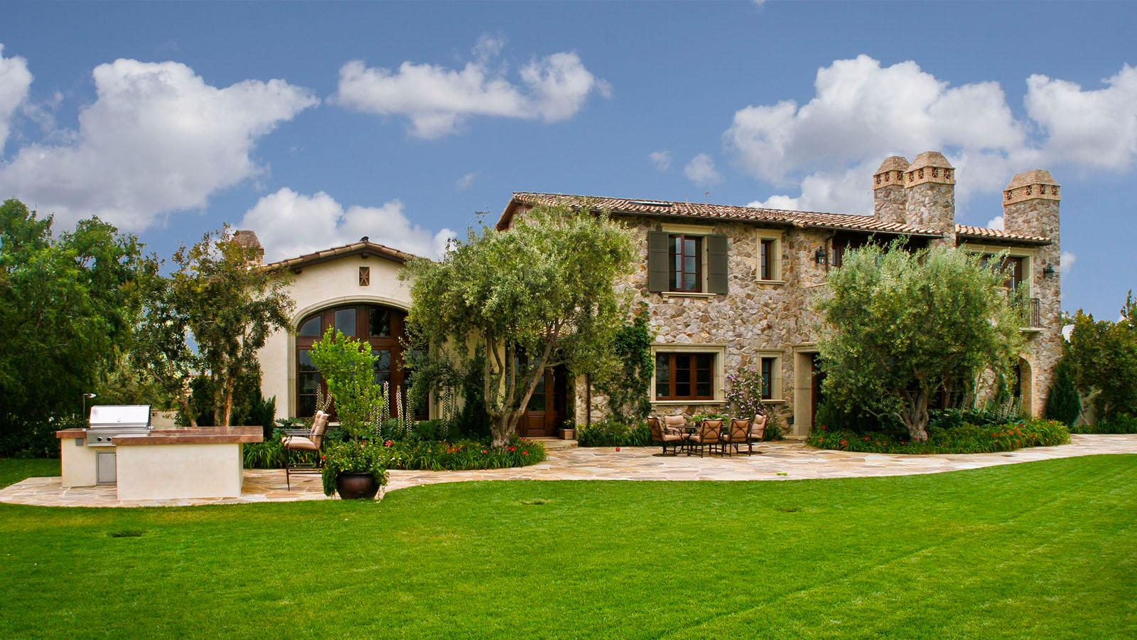 Gardner residence gallery irvine ca robert hidey - Residence calistoga strening architects californie ...