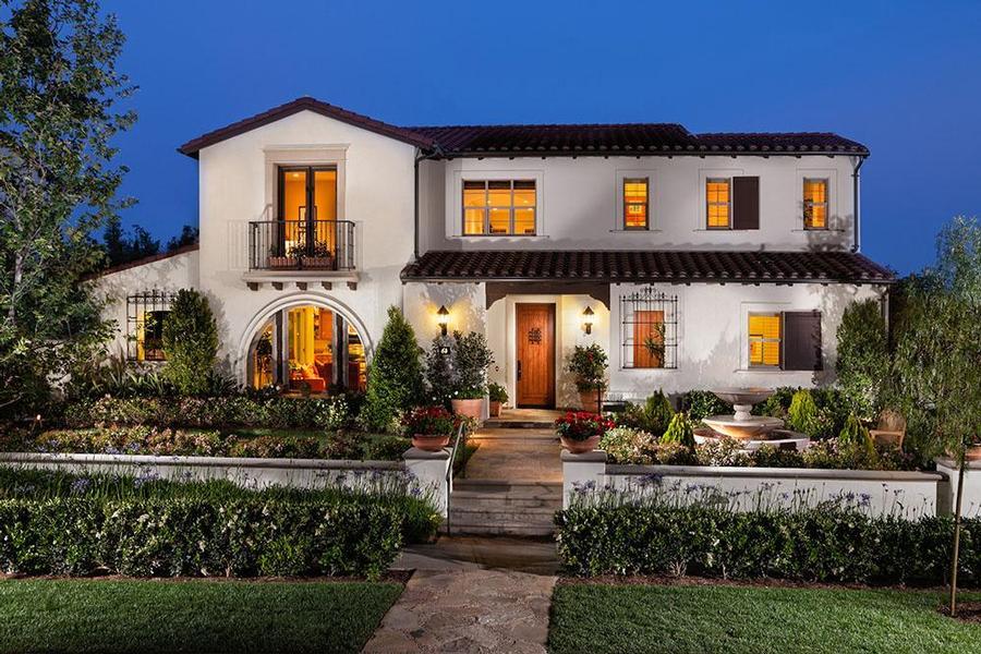 Lambert ranch irvine ca robert hidey architects for Multi generational home builders