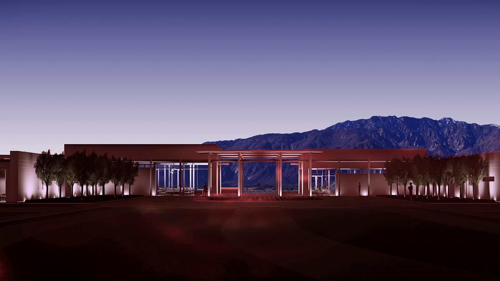 Dr Driving 3 >> #Miralon Master Plan Gallery - Palm Springs, CA - Robert Hidey Architects