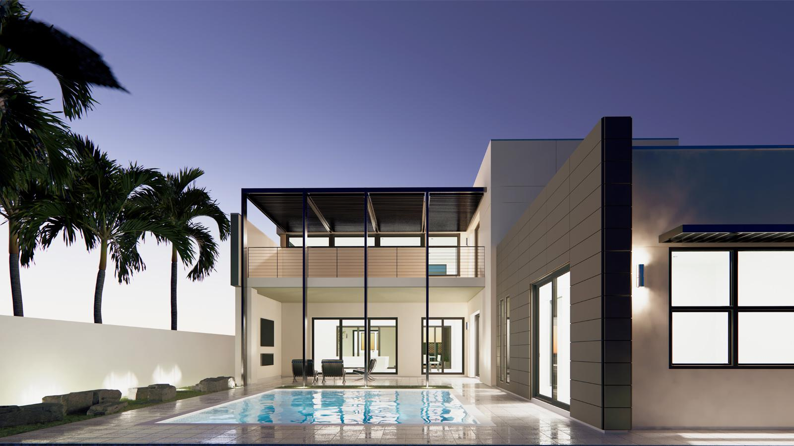 Miralon - Robert Hidey Architects