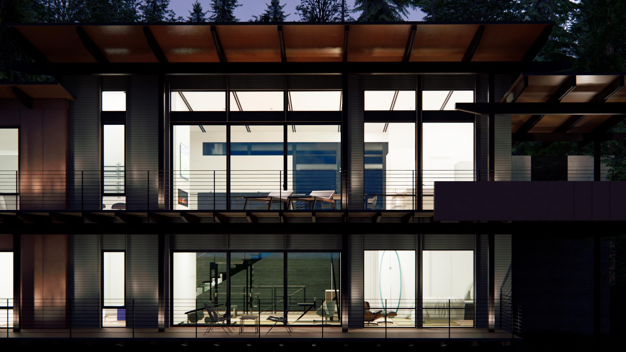 TheLakehouse - Robert Hidey Architects
